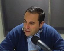 Entrevista con José Basilio Pérez, consejero de Agricultura y Pesca del Cabildo de La Palma en 7.7 Radio