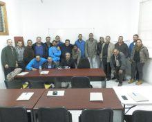 El Club de Arrastre La Canga apuesta por la formación de sus buayeros
