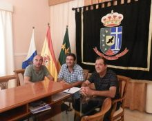 Renovación convenio CRDOP Queso Palmero y el Ayuntamiento de Puntallana