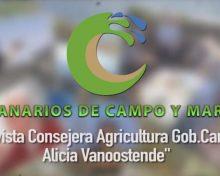 Entrevista a la Consejera de Agricultura, Ganadería y Pesca del Gobierno de Canarias | Canario de Campo y Mar