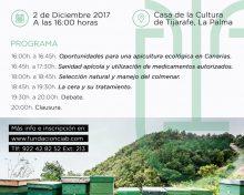 Oportunidades para una apicultura ecológica en Canarias.
