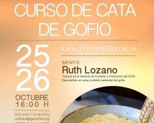 Curso de Cata de Gofio | 25 y 26 de octubre de 2016