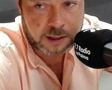 Entrevista César Martín | 7.7 Radio La Palma