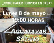 ¿Cómo hacer compost en casa? | 3 de mayo en Aguatavar