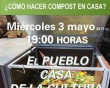 ¿Cómo hacer compost en casa?  | 3 de mayo en Tijarafe