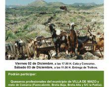 XIV Concurso de Quesos San Lorenzo 2016