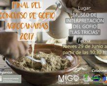 Final de Concurso de Gofio Agrocanarias | 29 de junio