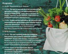 El Cabildo y la Fundación CIAB organizan una jornada para promocionar el consumo ecológico y responsable