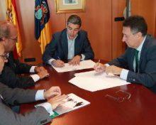 El Gobierno de Canarias y Cajasiete firman un convenio de colaboración para promocionar los productos agroalimentarios canarios