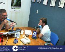 Entrevista a César Martín | Cope La Palma