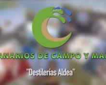 Destilerías Aldea | Canarios de Campo y Mar