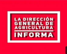 Dirección General de Agricultura informa PGM 1