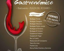 III Encuentro Bodeguero y Gastronómico