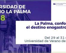 """Conferencia """"Maridaje: puesta en valor de los productos enogastronómicos de La Palma"""""""