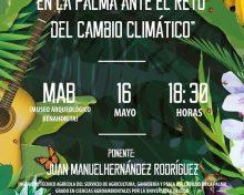 Estrategia de la agricultura en La Palma ante el reto del cambio climático
