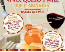 Feria Regional de Vino, Queso y Miel de Canarias