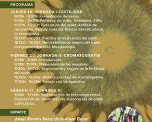 Curso Fertilidad y Microbiología del Suelo