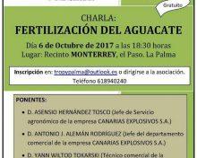 Fertilización del Aguacate | 6 de octubre