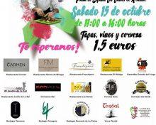 I Feria Gastrosolidaria | 15 de Octubre