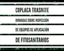 Jornadas sobre inspección de equipos de aplicación de fitosanitarios
