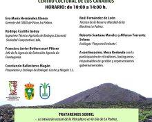 Foro de debate: Situación de la viticultura en la Isla de La Palma | 18 de marzo