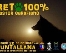 Reto 100% Pastor Garafiano