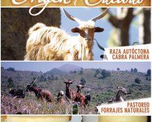 El éxito de la leche cruda de cabra palmera de los quesos palmeros DOP en Agrocanarias 2017