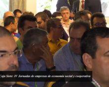 CAJASIETE: IV Jornadas de empresas de economía social y cooperativa