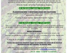 Jornadas Agronómicas | 20 y 21 de Octubre de 2016