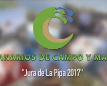 Jura de La Pipa 2017 | Canarios de Campo y Mar