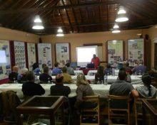 Gran asistencia a las actividades de ayer miércoles del CRDOP Queso Palmero en Los Llanos de Aridane