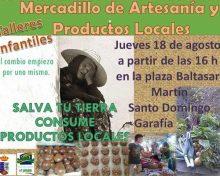 Mercadillo de Artesanía y Productos Locales en Garafía