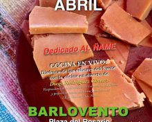 Mercadillo Barlovento | 9 de abril