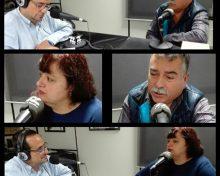 Miguel Martín y Raquel López en el Espacio Agrogranadero de 7.7 La Palma Radio.