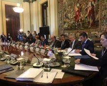 Narvay Quintero defiende en Madrid políticas diferenciadas para los agricultores y ganaderos de las Islas
