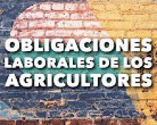 Obligaciones laborales del agricultor