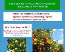 Curso Poda de cítricos | 12 y 13 de mayo