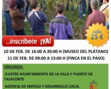 Curso de Poda e Injerto de árboles frutales | 10 y 11 de Febrero