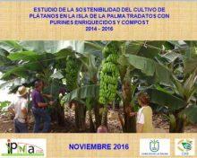 Estudio de la sostenibilidad del cultivo de plátanos en la Isla de La Palma