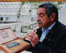 Miguel Ángel Revilla y los puros palmeros