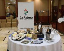 Degustación de Quesos de La Palma en Gran Hotel Velázquez en Madrid