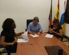 El CRDOP Queso Palmero y el Ayuntamiento de Los Llanos de Aridane renuevan convenio
