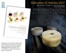 El libro 'Quesos imprescindibles de Canarias' se presenta en La Palma | 15 de febrero