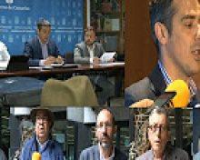 Reunión preparatoria de la Consejería de Agricultura y las asociaciones agrarias