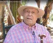 Rufino Hernández: Maestro de Deshijadores 2019 | Crónicas del Campo