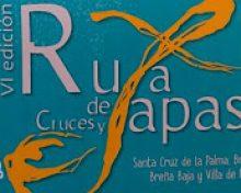 La ruta de Cruces y Tapas de La Palma fusiona gastronomía y tradición | 28 de abril y el 14 de mayo