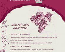 Semana del Vino | 2 y 3 de febrero