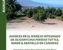 Avances en el manejo integrado de Olygonychus perseae Tuttle / Agrocabildo