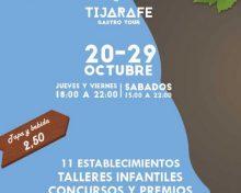 Tijarafe Gastro Tour | Del 22 al 29 de octubre de 2016