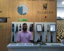 Los vinos Vega Norte amplían sus mercados en la Feria Prowein 2017, Alemania